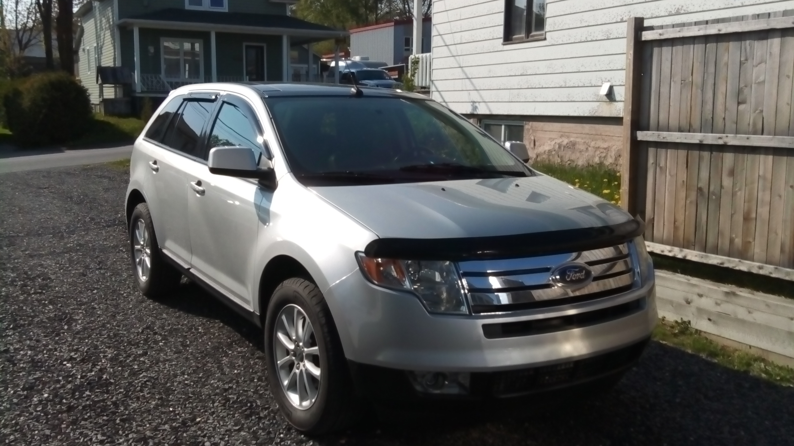 VUS Ford Edge 2010