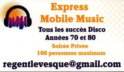 Express Mobile Music